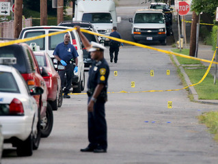 Most Shootings with Four Victims Invisible Outside their Communities | Building Background Knowledge
