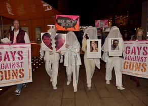Gay City News Covers GAG Koch Demonstration