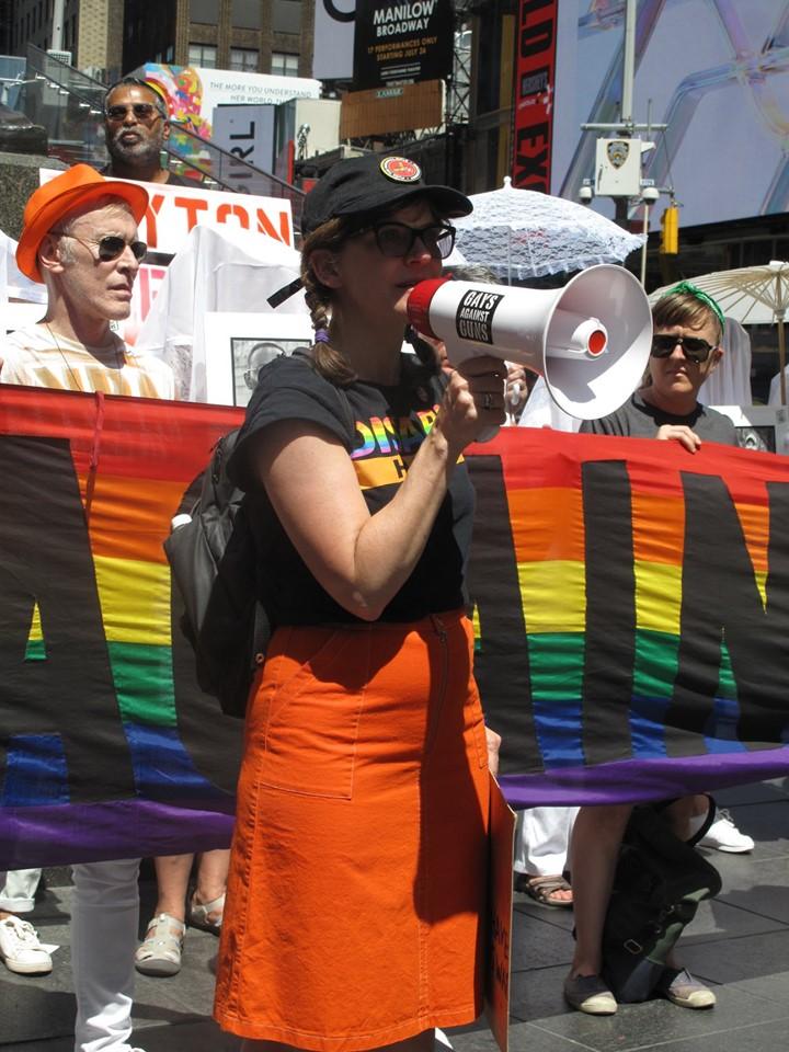 Activist and Survivor Kim Speaks