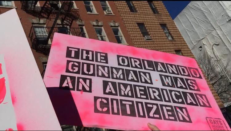 Orlando Gunman American - Ken Kidd