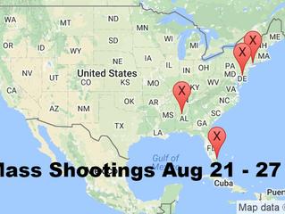 August 21 - 27, 2016 | Timelines of Gun Violence