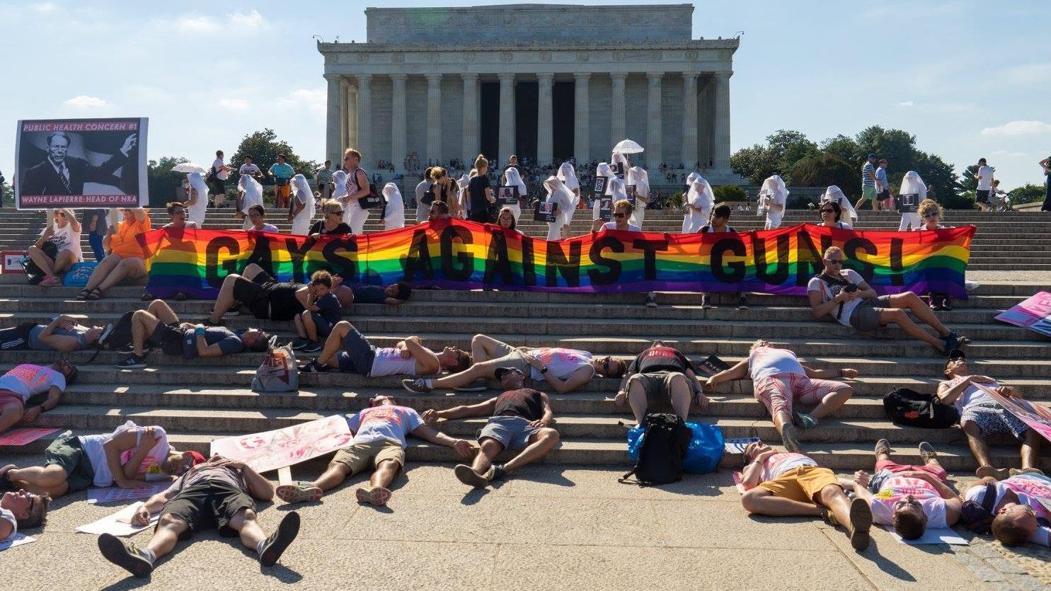 Washington DC Die-in