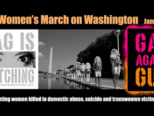 GAG To Join Women's March in DC 1/21: Join Us!