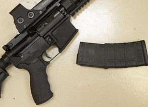 Stolen Guns, Crime and Congress | GAG BBK