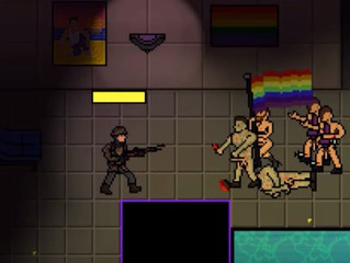 Sick Shooter Game Aimed At LGBTQ Released