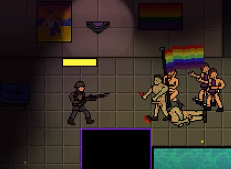 SickShooter Game Aimed At LGBTQ Released