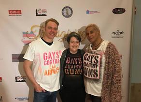 Gays Against Guns Volunteers at Transgiving | Event Recap