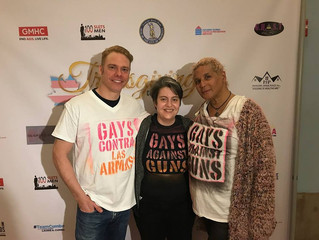 Gays Against Guns Volunteers at Transgiving | Event Recap