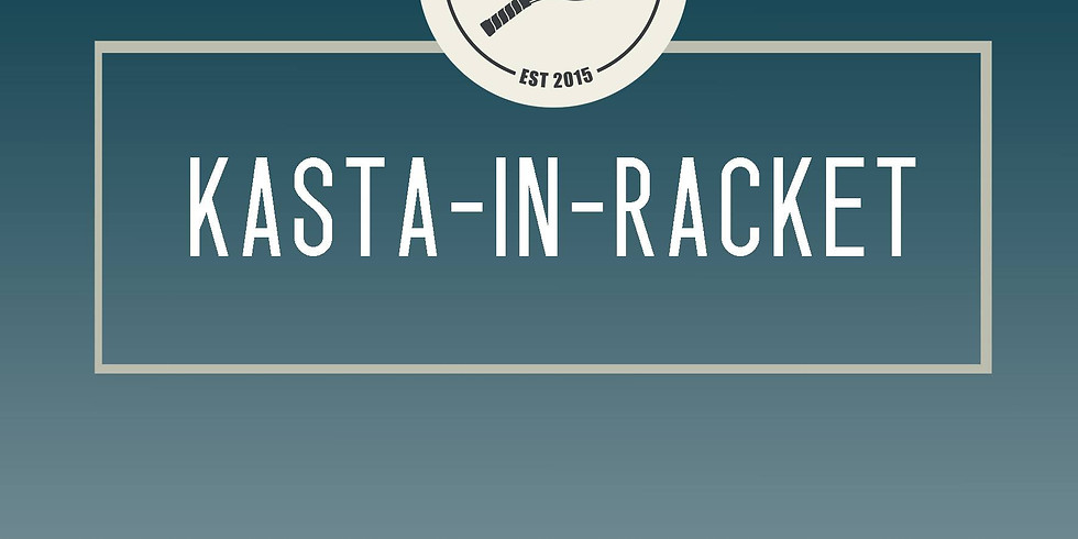 Kasta in racket torsdag 29/10-20 kl 11-13 Librobäck Nivå 3-4