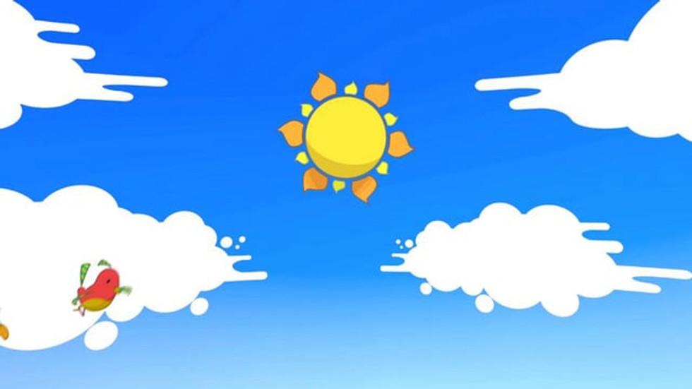 Programação visual Verão Redetv!2012