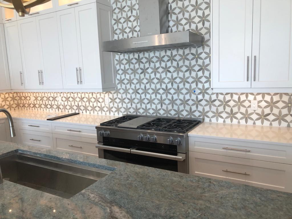 Tile Backsplash in Sarasota