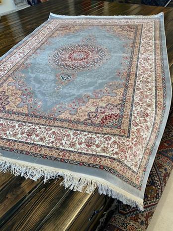 Oriental Rugs  Blue -Beige