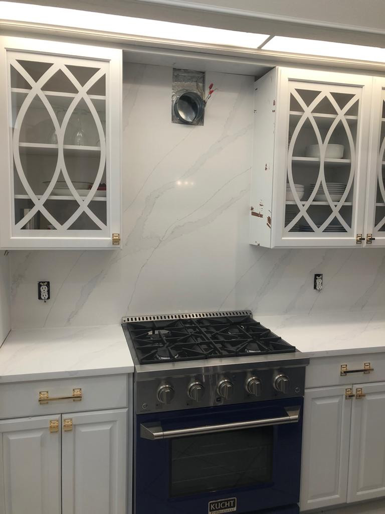 Quartz Full Backsplash daltile