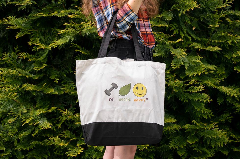 FGH Tote Bag