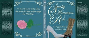 Smoky Mountain Rose Book Jacket