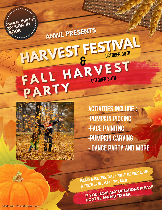Copy of Autumn Festival Fall - Made with
