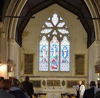 St Mary Ramsey St Marys