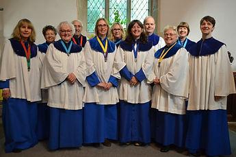 St Thomas a Becket Choir