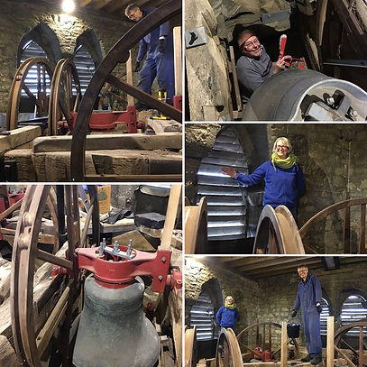 St Thomas a Becket Ramsey Bells