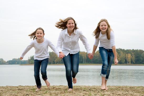 Familiefotografie op locatie Bussloo