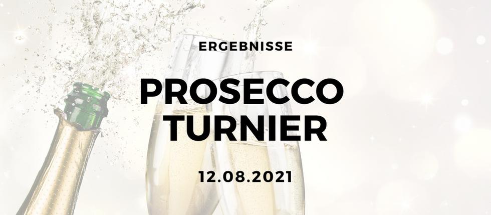 Prosecco Turnier