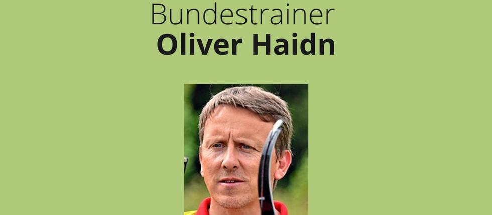 Wir gratulieren Bundestrainer Oliver Haidn