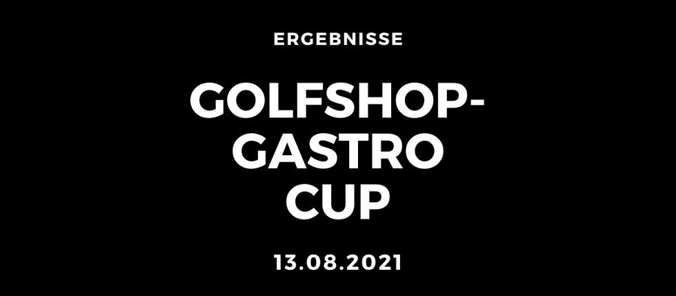 Golfshop-Gastro-Cup
