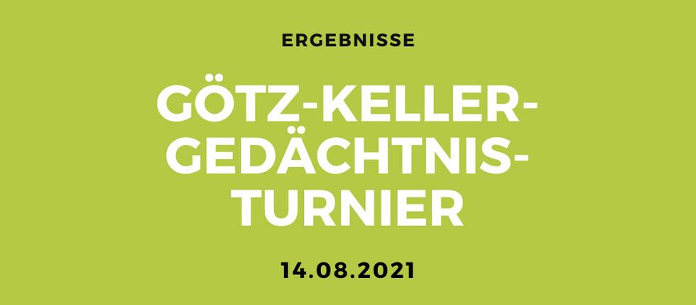 Götz-Keller-Gedächtnis Turnier