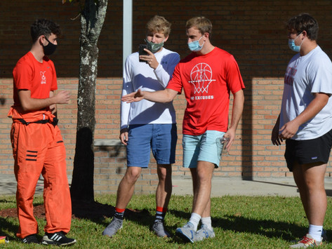 St. Martin's returns to school amidst pandemic