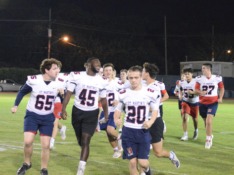 Football approaches season with high hopes