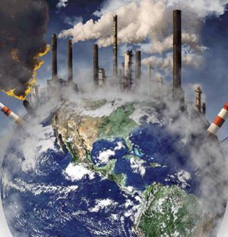 Новый законопроект «Об ограничении выбросов парниковых газов».