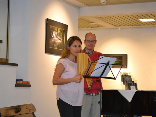 Concert à l'EMS de Versoix