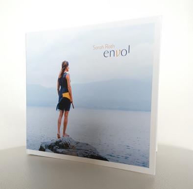 L' album Envol est maintenant disponible
