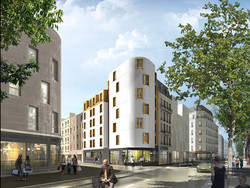 INTERSENS - BEAUDOUIN & BERGERON Architectes - Logements - St Aubervillier