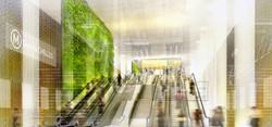 INTERSENS - Atelier Schall et EGIS-RAIL - Concours du Grand-Paris - Gare de Chelles