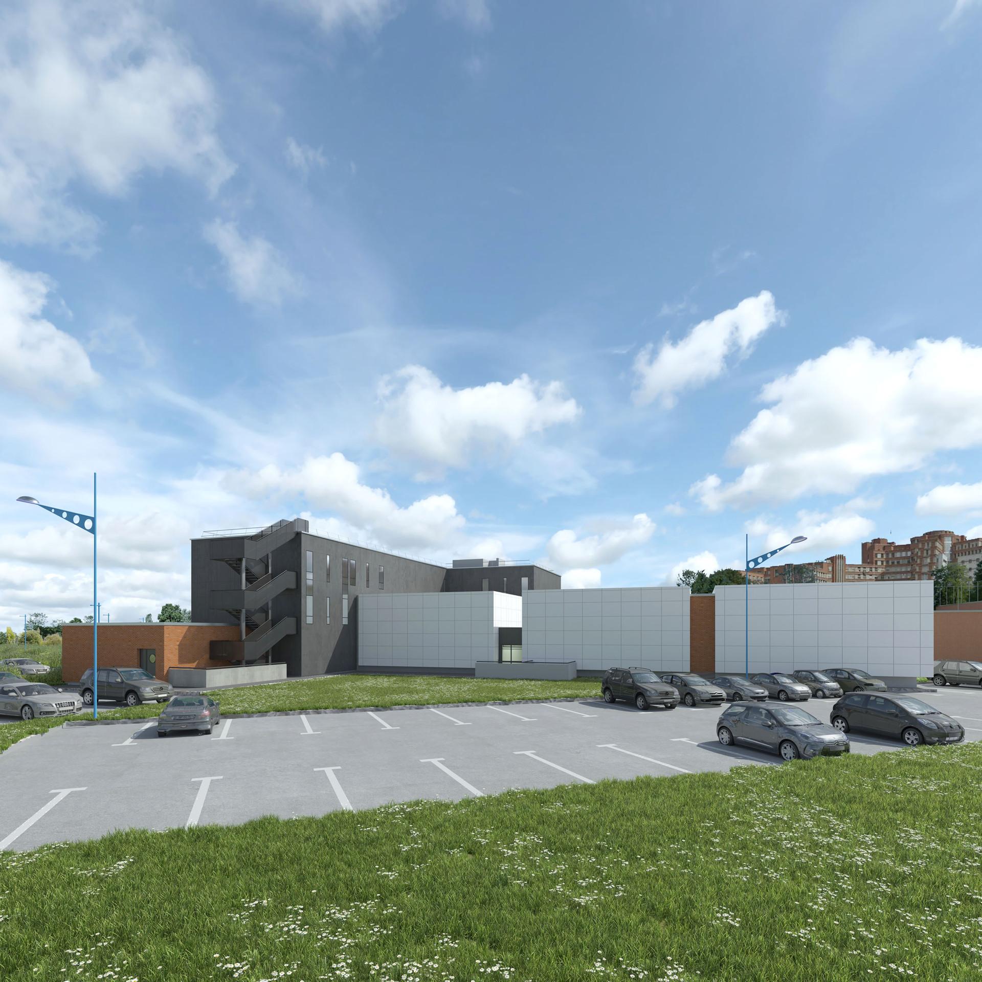 3SD Architectes - Bunkers - Hopital - HAZEBROUCK -
