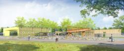 INTERSENS - GA Architecture - Centre de ressources et de loisirs - Calais