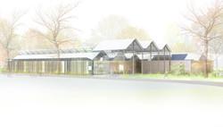 INTERSENS - Patrice MOTTINI Architecte - extension d'un Collège - Brionne