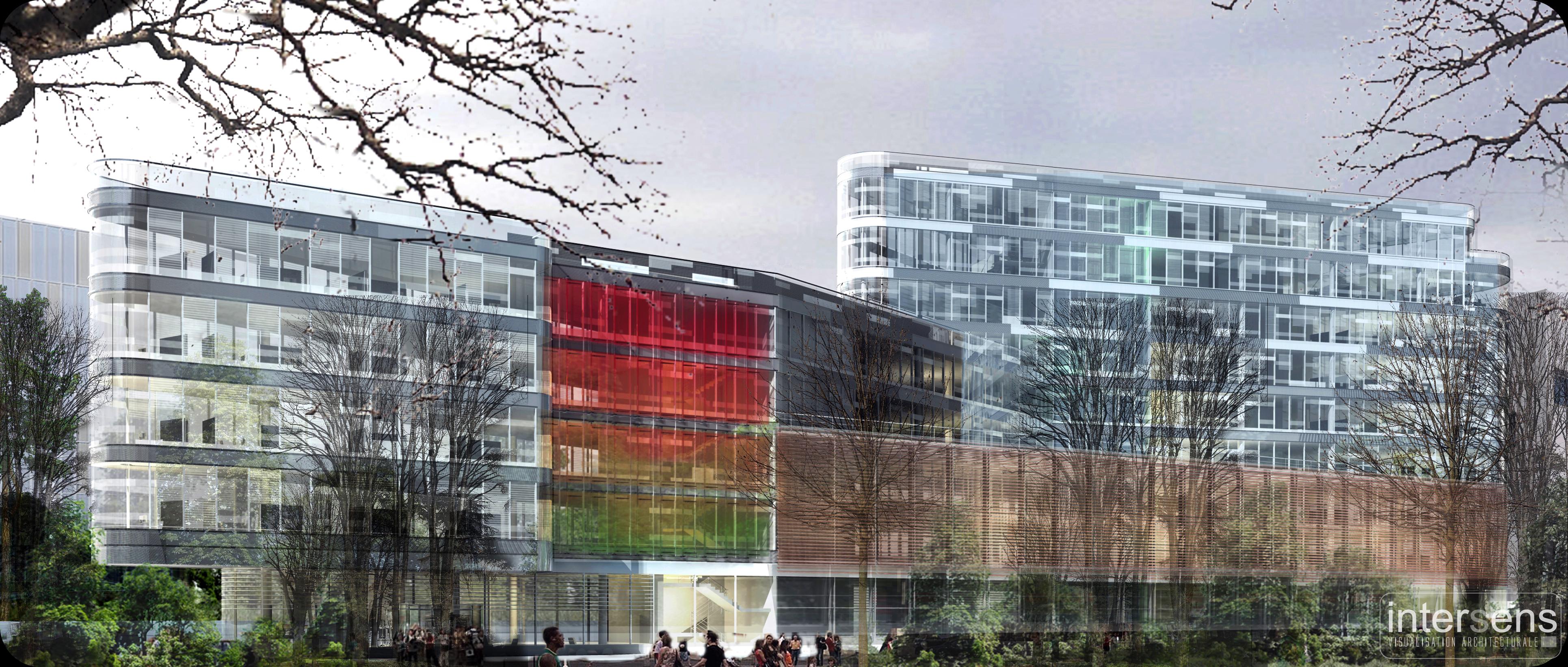 Image_d'Architecture_N05_-_JEAN-PAUL_VIGUIER_ARCHITECTE_-_Siège_social_de_l'Équipe_-_Étude_-_Boulogn