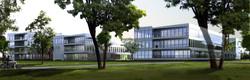 INTERSENS - JEAN-PAUL VIGUIER ARCHITECTE - Bureaux Lazard - Étude - Nantes