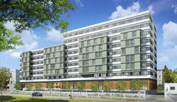 INTERSENS - Atelier JS Tabet Architectes  - Foyer - Vitry