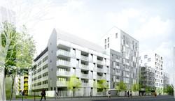 INTERSENS - Mimram Architecte et DND Architectes - Logements - Bordeaux