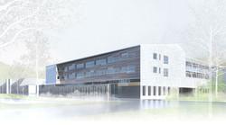 INTERSENS - Moris & Renaud Architectes - EHPAD - Laon