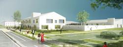 INTERSENS - LEHOUX PHILY & SAMAHA Architectes - Ecole primaire - Montmirail - Image d'Architecture 3
