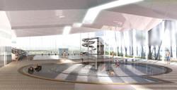 INTERSENS - Sarea Alain Sarfati Architectures - Centre Nautique - Palaiseau
