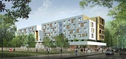 INTERSENS - Pascal Mollard Architecture - Logements - Champs sur Marnes
