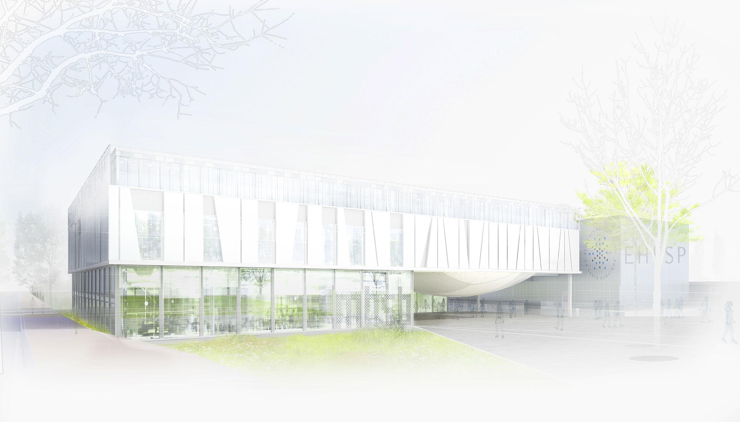 INTERSENS - H.V.J Architecture - Rennes
