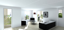 INTERSENS - BEAUDOUIN & BERGERON Architectes - Logements - Clamart