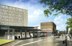 INTERSENS - 3SD Architectes - Hôpital - Dunkerque