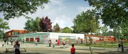 INTERSENS - GA Architecture - Ecole primaire - Coueron